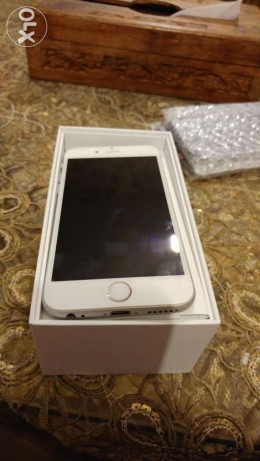 Iphone 6s as new 16gb