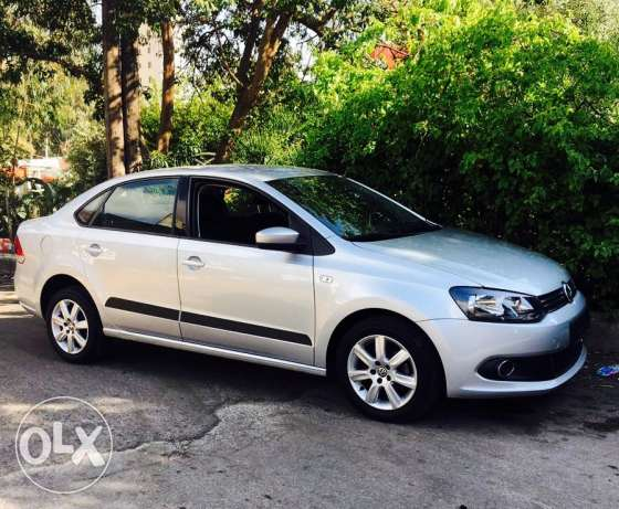 Volkswagen Polo 2012 full automatic شركة لبنان