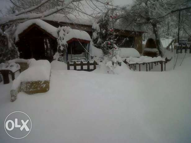 Chalet for Rent Cosy chalet-faraya-for 12 month