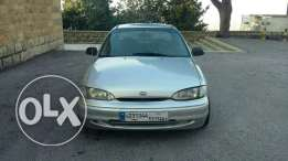 Hyundai accent model 1990 excellent condition