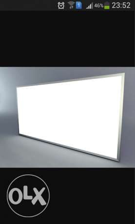 Led panel light 60*120