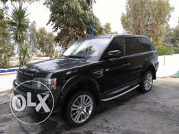 Range rover sport 2011 full option clean carfax