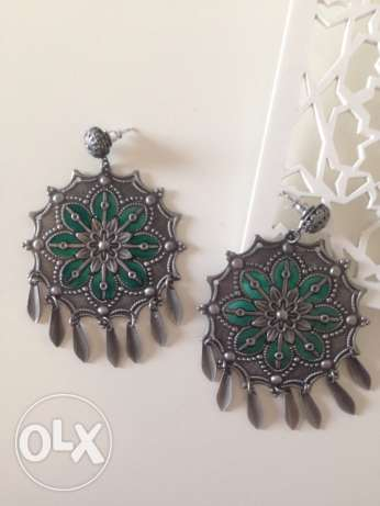 Earings from Andalusia