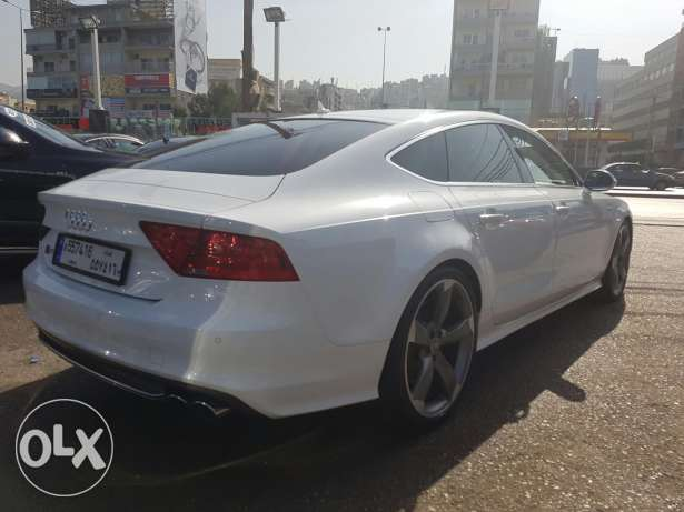 S7 KETANEH, very clean one owner with only 46900 km !! بيت الشعار -  2