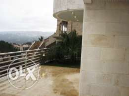 Apartment with Terrace for Sale in Qornet El Hamra