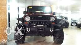 2008 Jeep Wrangler Rubicon lifted 4 doors newly arrived