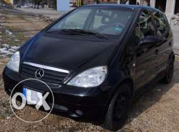 A 160-L perfect car very good condition.2002.
