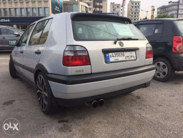 Golf 3 in a good condition كسروان -  5