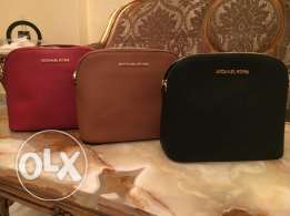 Ladies leather bags - Micheal kors