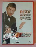 johnny english original dvd