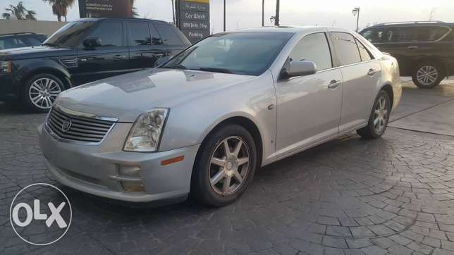 Cadillac STS/2006 full / one owner غير مستهلكه كثيرا / 6 cylinders
