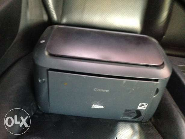 printer canon black and white laser
