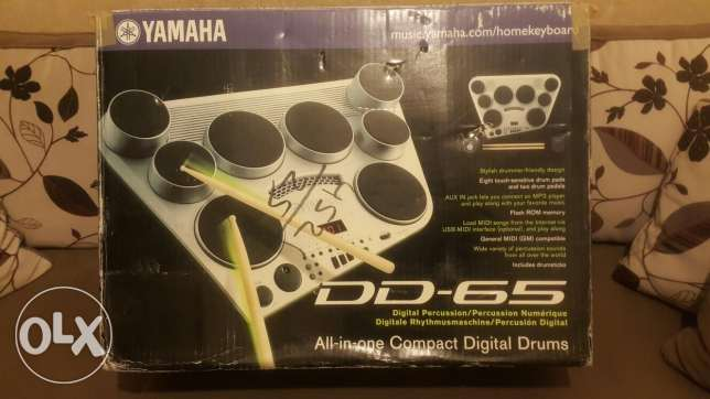 Digital Percussion DD65