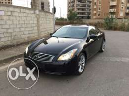 2008 G37 black/black in excellent condition not registered very clean