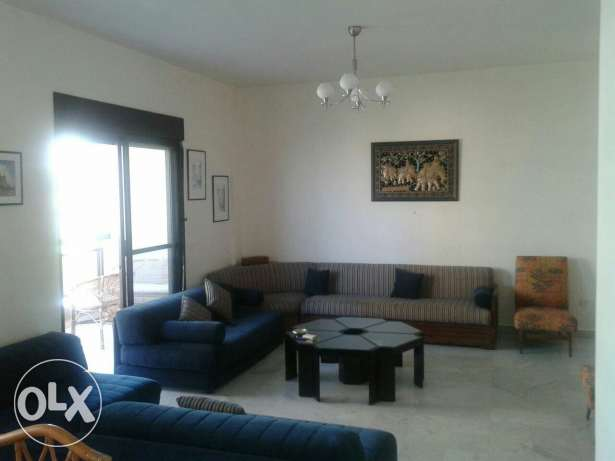 Fully furnished apartment baabda