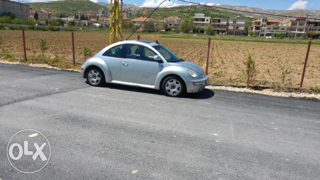 Beetle 1.8 turbo 20v