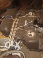 Vw toureg audi gas tank