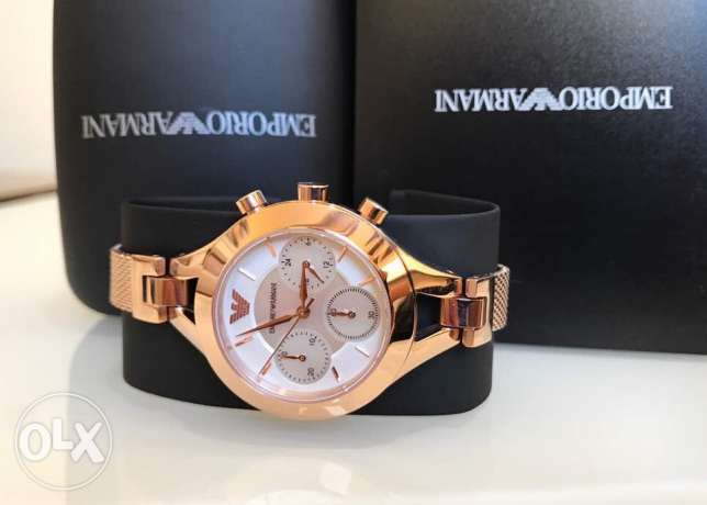 Superbe classy Emporio Armani jewelery for women