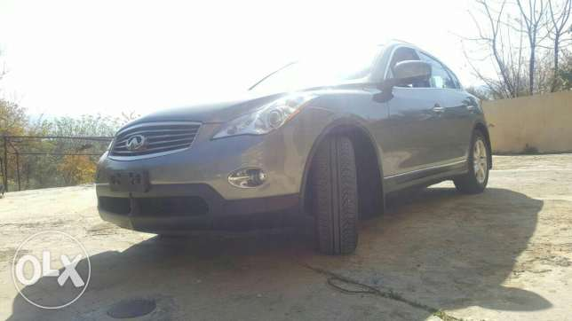 clean title infinity EX35 journey 4wd 63000 mile 5 camera technology