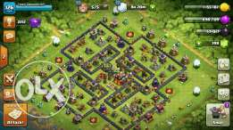 Clash of clans for sale 3a cart mtc
