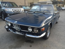 1970 bmw 2800CS automatic for sale in good condition