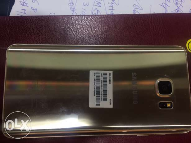 note 5 gold for sale 480$