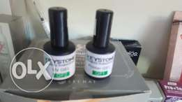 Top coat & base coat gelish