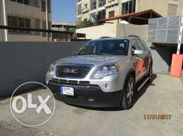 GMC Acadia 2009 fully loaded 7 seaters low mileage