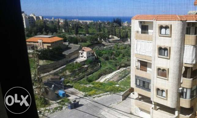 Home 110 mtr for sale saida sharhabil. Sea view whatsup only