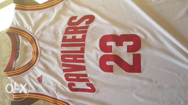 Cavaliers Jersey(Xl size) New never used before