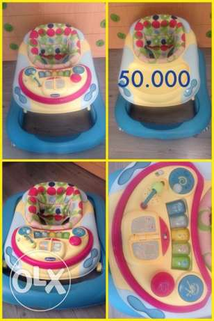 chicco youpala,excellent condition حازمية -  1