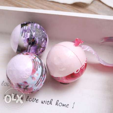 3Pcs Rose Bath Bomb Body Scrub Bath Fizzer Beauty Makeup FREE DELIVERY فردان -  4