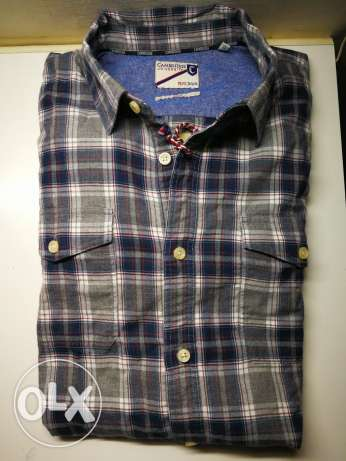 Shirt Cambridge size Large slim fit. still new