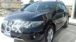 Nissan Murano II SL 2009 camera 4x4 panoramic keyless go clean CARFAX