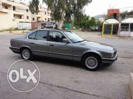 BMW 525 model 1989 Full Option