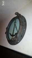 Boat porthole original bronze from ship.final price