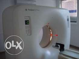 GE ct scanner prospeed sx power