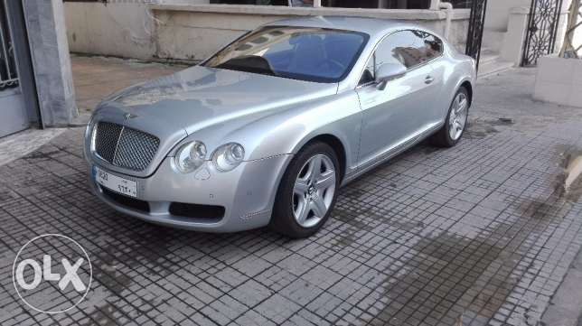 Bentley GT Continental of your choice! W12 or nothing.