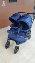 Stroller for twins German Made