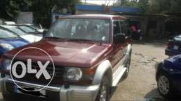 Mitsubishi pajero 1995 3.5L perfect condition