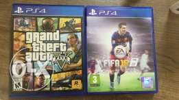 Ps4 two cd