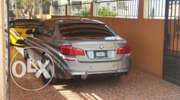 bmw 528 body m5 model 2011 American ket