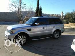 Range Rover sport hse 2008, ajnaby
