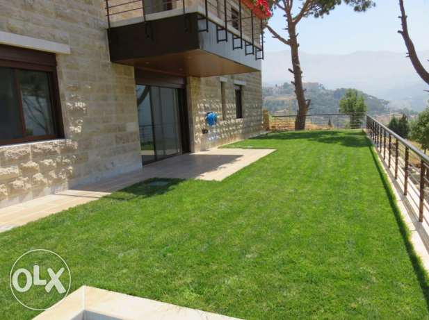 Mega mega beautiful old stone house villa in he mountain المتن -  2