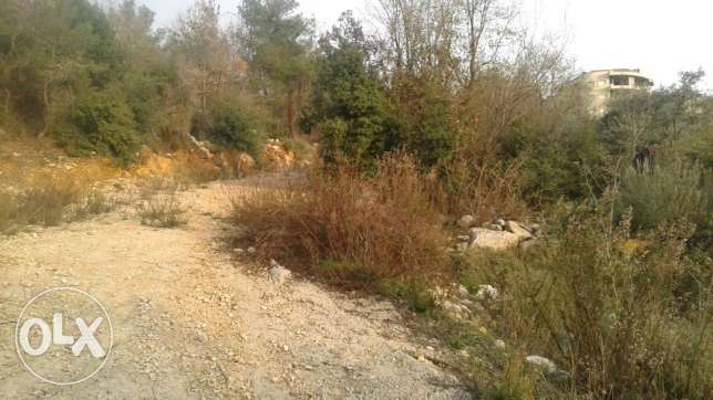 Land for sale in Qornet El Hamra