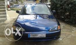 Honda Civic for sale (Siyyara Kher2a)