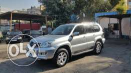 Prado 2006 vx BUMC source in a perfect condition