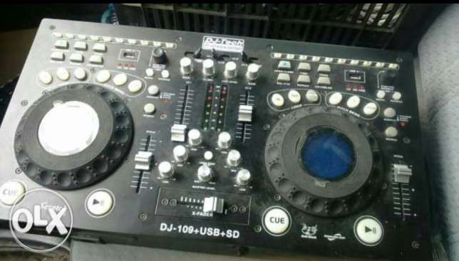 Dj tech Professional