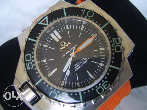 Omega Seamaster Co-Axial Ploprof Automatic - Replica AAA