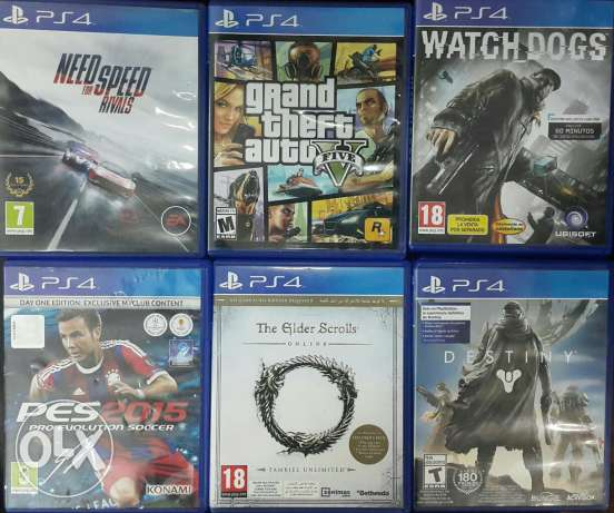 Ps4 used games like new صور -  2